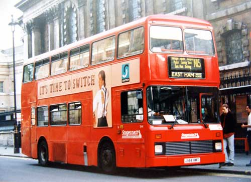 S44 Bus Time >> London Night Bus Route N15