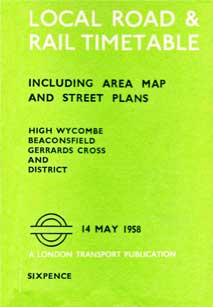 High Wycome 1958