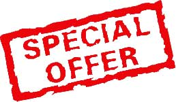 special offer on timetables